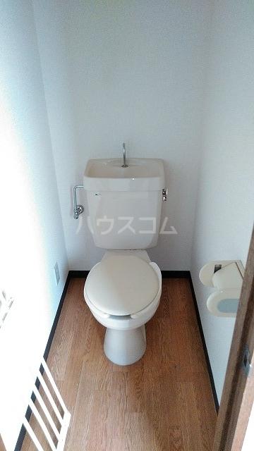 プリンセスガーデン日進 201号室の洗面所
