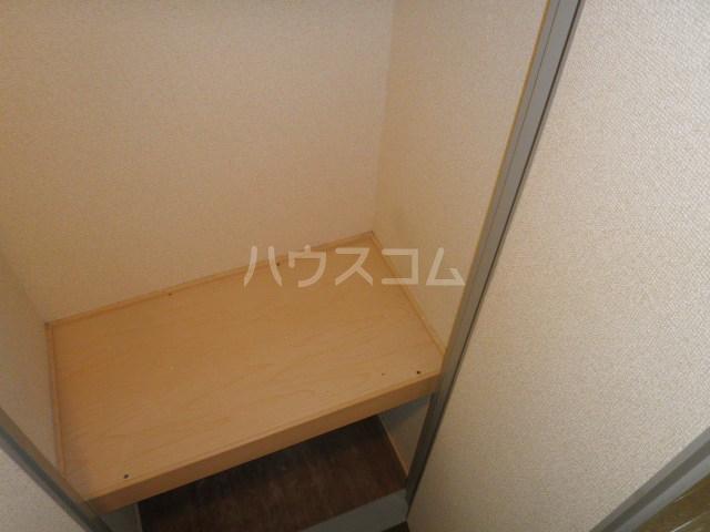 GAIA21 206号室の収納