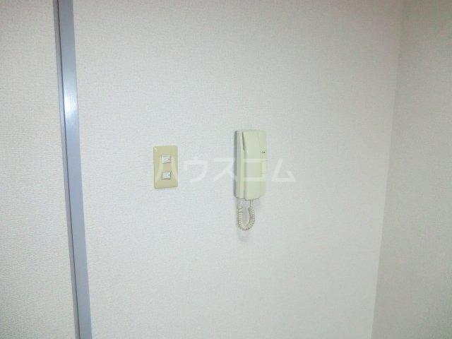 GAIA21 206号室のセキュリティ