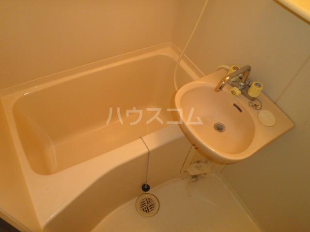 GAIA21 206号室の風呂