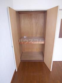 グレイスセントラルМ 403号室の収納