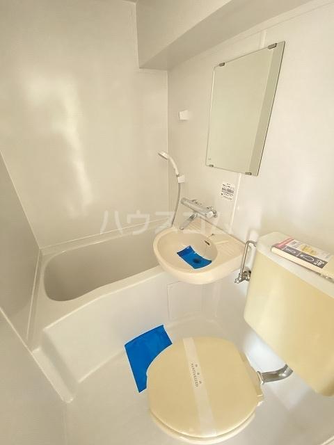 ウインベル川崎第10 202号室の風呂