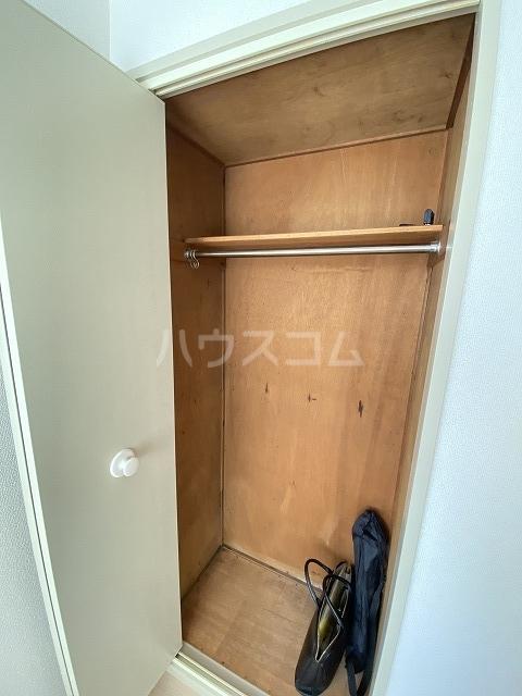 ウインベル川崎第10 202号室のバルコニー