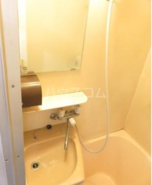 カルタス21池袋 203号室の洗面所