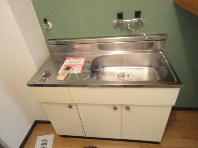 パーシモンヒル田原 313号室のキッチン