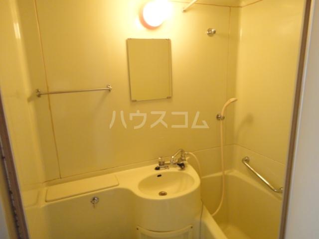 パーシモンヒル田原 313号室の洗面所
