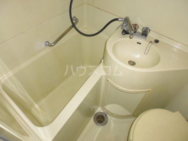 サンモール林 209号室の風呂