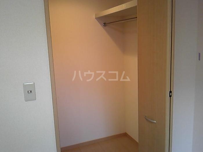 ウィステリア原 101号室の収納