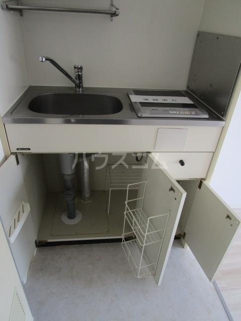 ウインベルソロ国分寺1 504号室のキッチン