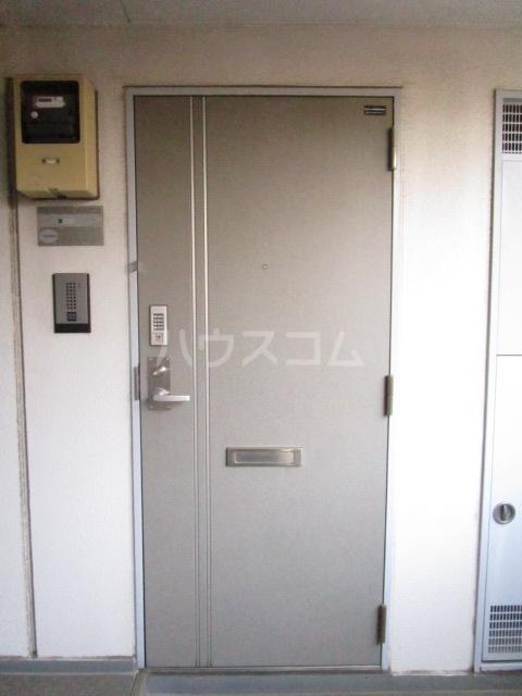 ウインベルソロ国分寺1 504号室のセキュリティ