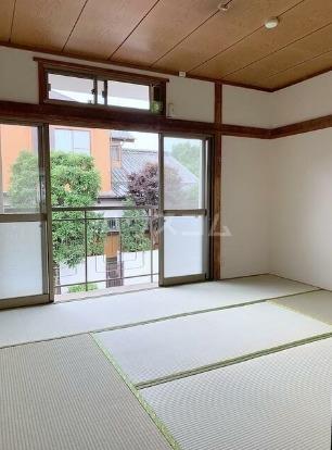 富士見コーポ 101号室の景色