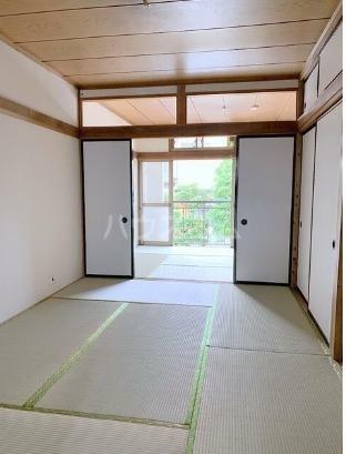 富士見コーポ 101号室のベッドルーム