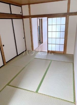 富士見コーポ 101号室のリビング