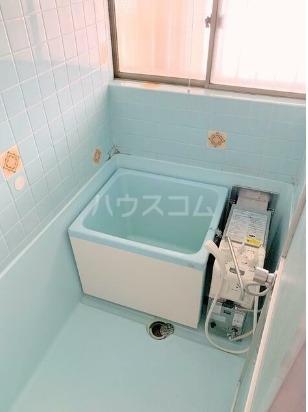 富士見コーポ 101号室の風呂