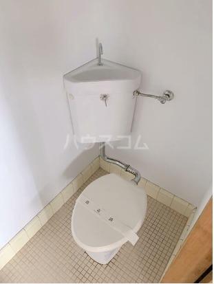 富士見コーポ 101号室のトイレ