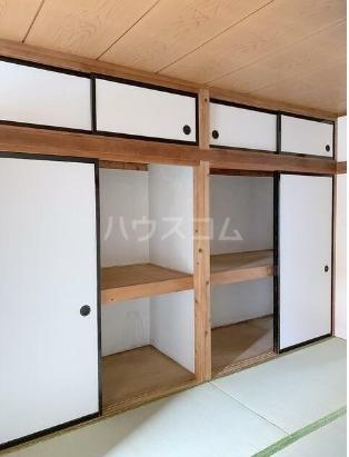 富士見コーポ 101号室の収納