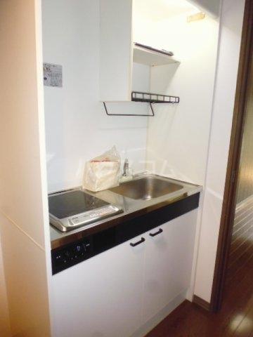 シャローム桂 103号室のキッチン