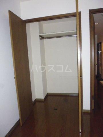 シャローム桂 103号室の収納