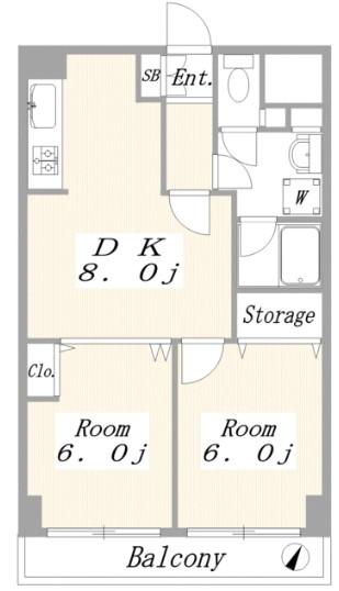 昭和第2マンションの
