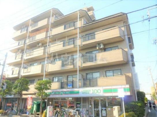 昭和第2マンションの外観