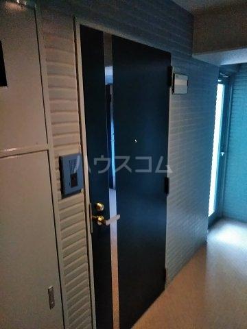菱和パレス高輪TOWER 208号室の玄関