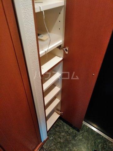菱和パレス高輪TOWER 208号室の収納