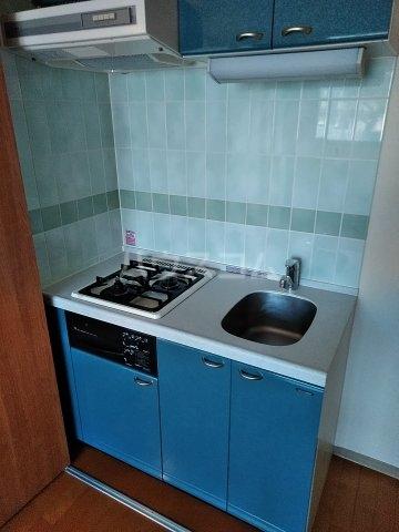 菱和パレス高輪TOWER 208号室のキッチン