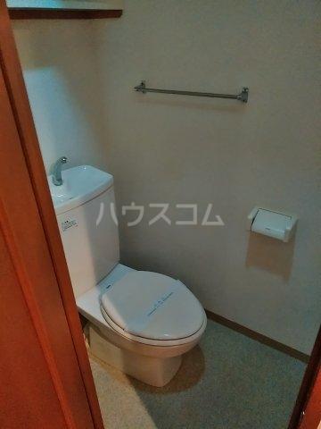 菱和パレス高輪TOWER 208号室のトイレ