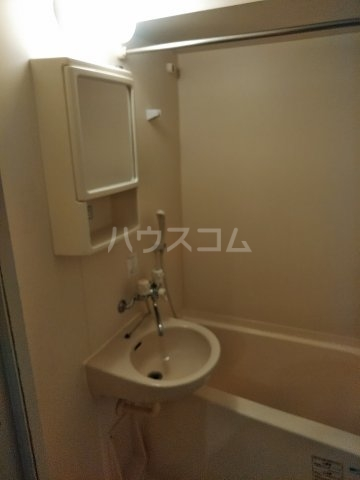菱和パレス高輪TOWER 208号室の洗面所