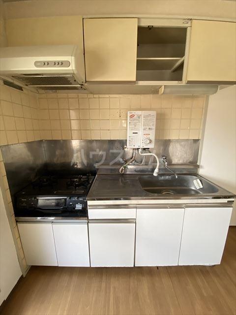グリーンコーポ赤羽 405号室のキッチン