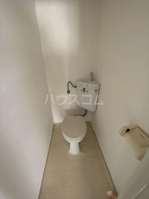 グリーンコーポ赤羽 405号室のトイレ