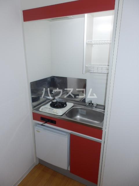 エテルノ 101号室のキッチン