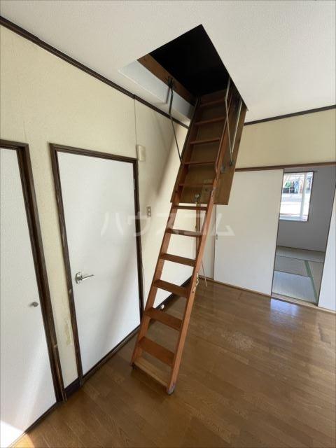 芝富士貸家1の風呂