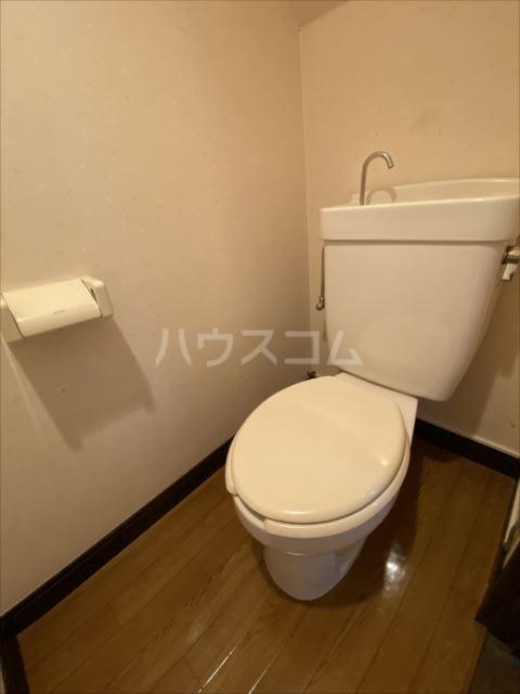 芝富士貸家1のベッドルーム
