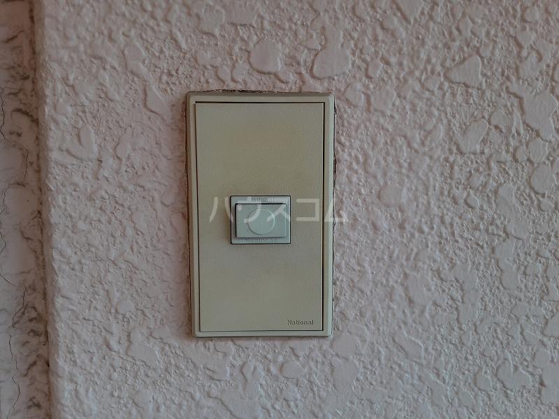柏屋ビル 203号室のセキュリティ