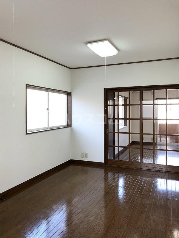 ラ・ヴェール高崎Ⅲ 208号室のリビング