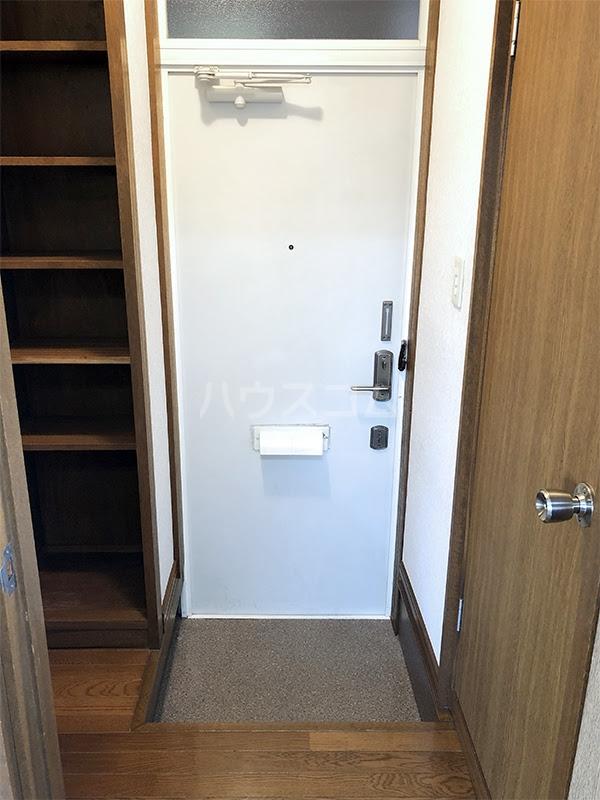 ラ・ヴェール高崎Ⅲ 208号室の玄関
