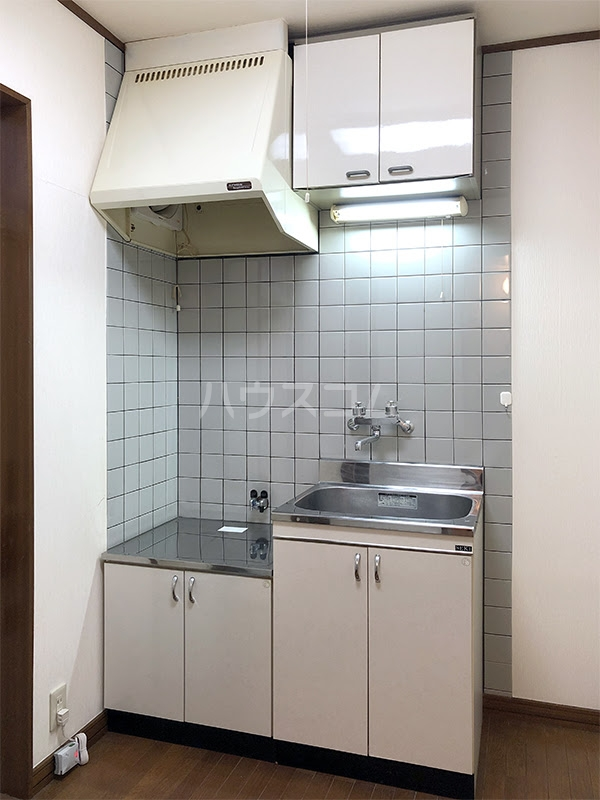 ラ・ヴェール高崎Ⅲ 202号室のキッチン