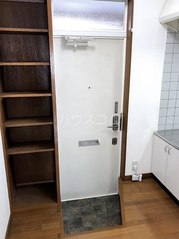 ラ・ヴェール高崎Ⅲ 202号室の玄関