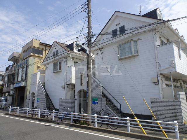 ミカサ富士見第二の外観