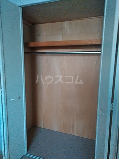 PLENDY市川大野 204号室の収納
