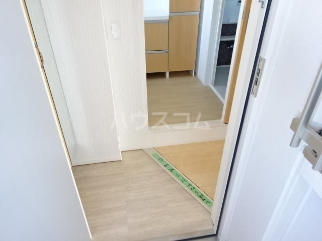 WIN'S Ⅱ 301号室の玄関