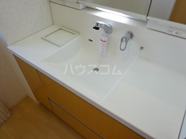WIN'S Ⅱ 301号室の洗面所