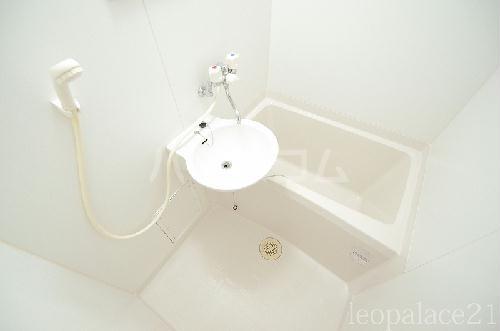 レオパレスMINAMI 103号室のトイレ