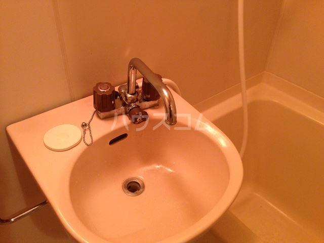 リエス厚木グレイス 102号室の洗面所