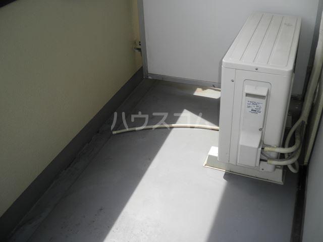 リエス厚木グレイス 102号室のバルコニー