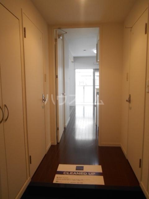 レジディア高宮 602号室の玄関