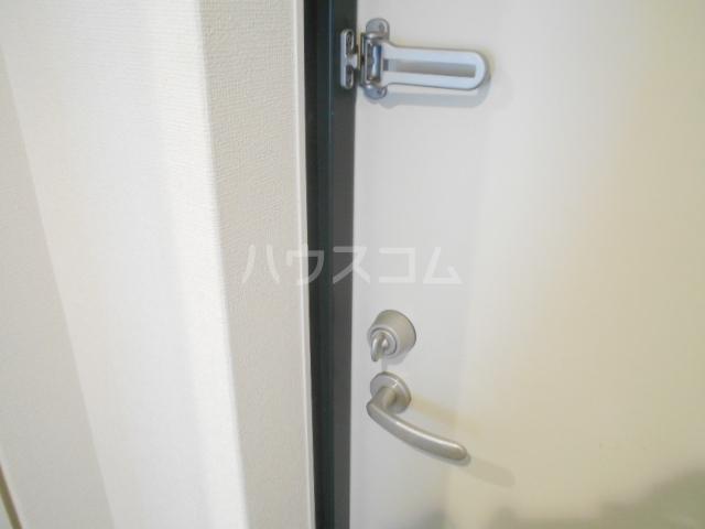 レジディア高宮 602号室のセキュリティ
