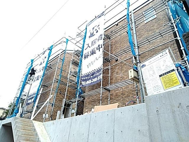 ハーミットクラブハウス日吉V A棟外観写真
