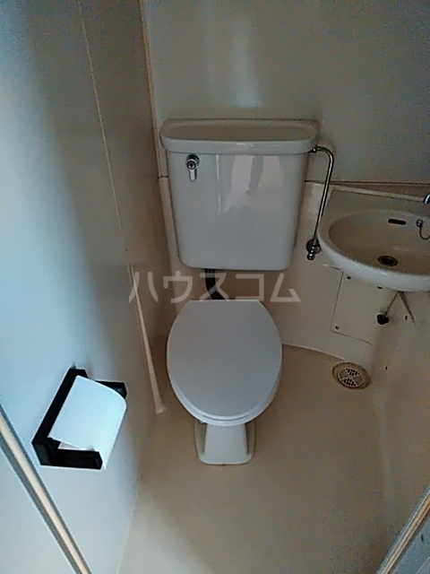 宮ビル 301号室のトイレ